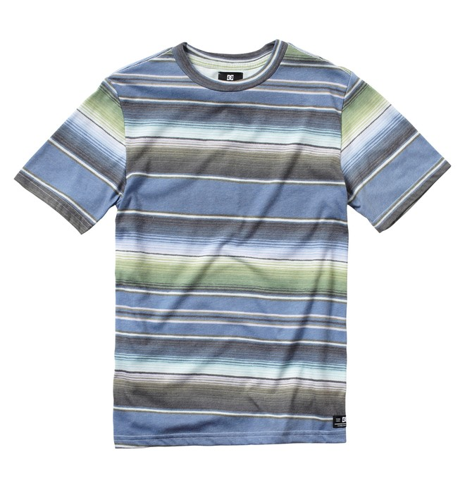0 Boy's Spark Jackson Tee  ADBKT00006 DC Shoes