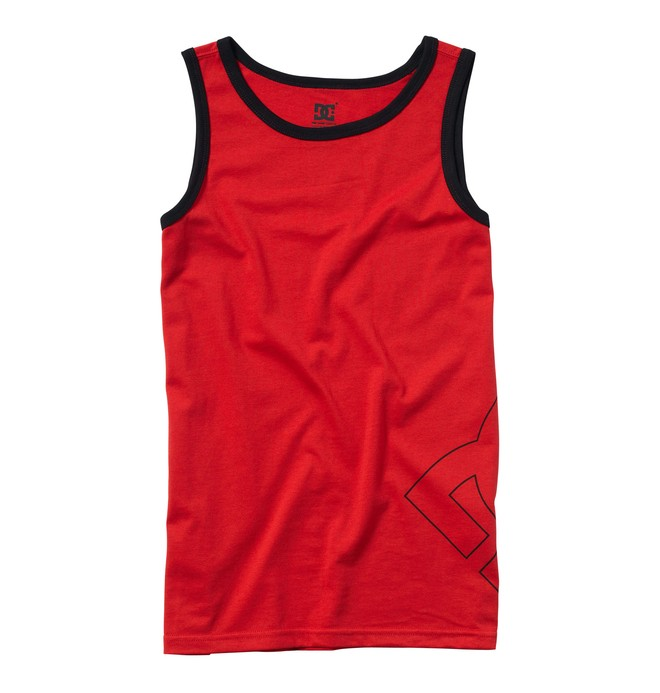 0 Boy's County Tank  ADBKT00008 DC Shoes