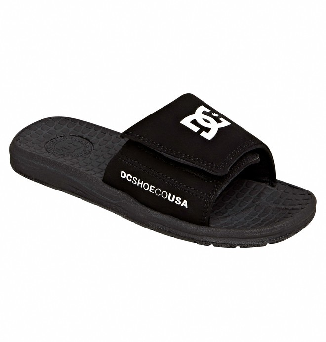 0 DRIFTER SLIDE BX  ADBL100012 DC Shoes