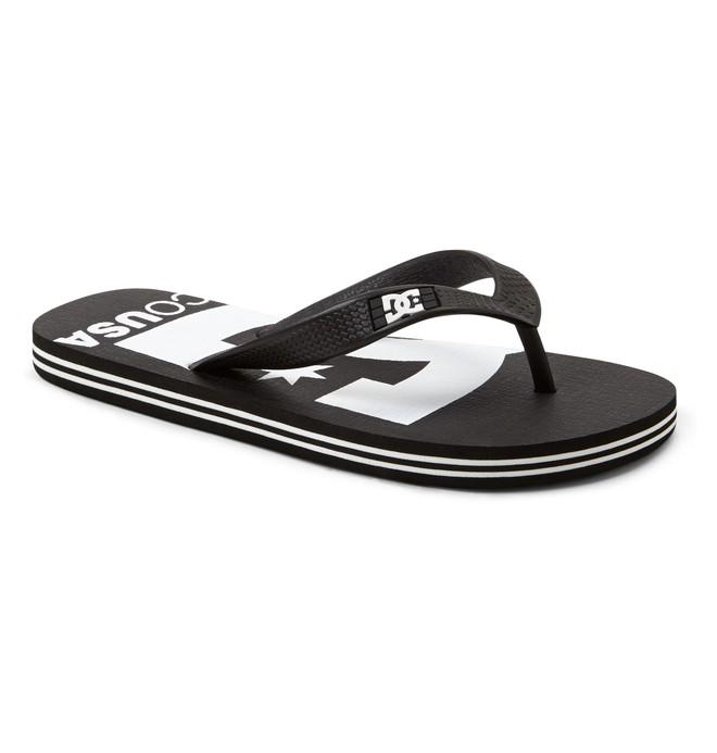 0 Spray Logo - Flip-flops  ADBL100017 DC Shoes