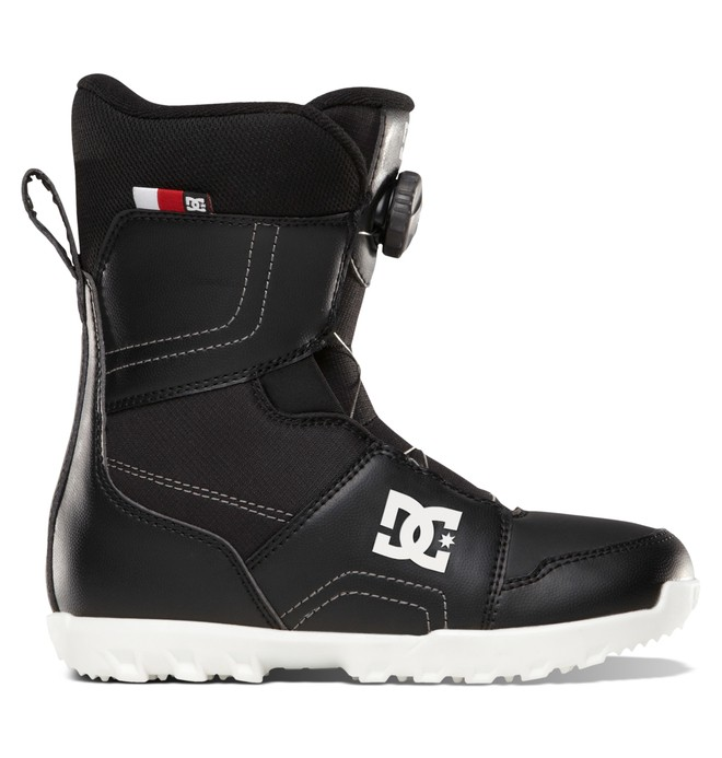 0 Boy's Youth Scout Snow Boots  ADBO100001 DC Shoes