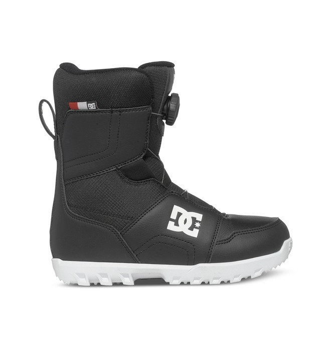 0 Kids's Scout Snowboard Boots  ADBO100002 DC Shoes
