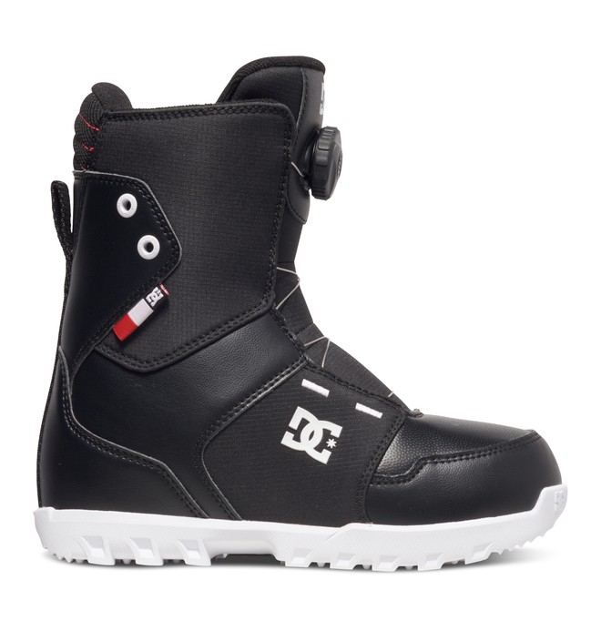 0 Boy's 8-16 Youth Scout Snowboard Boots  ADBO100003 DC Shoes