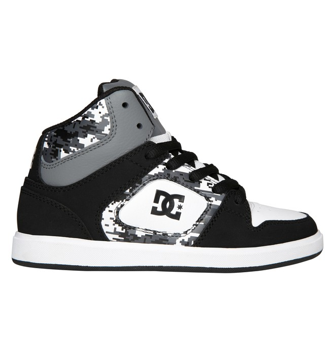0 Kid's Union High SE ER Shoes  ADBS100006 DC Shoes