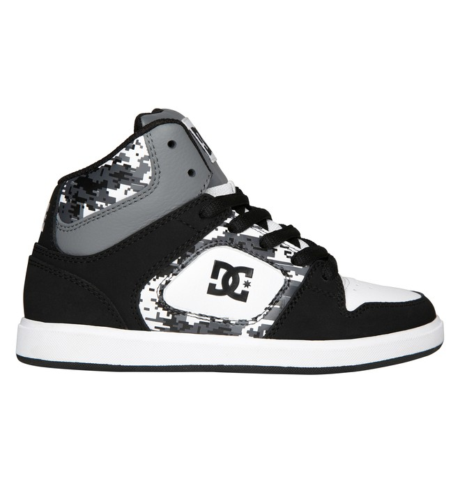 0 Kid's Union High SE ER Shoes  ADBS100038 DC Shoes