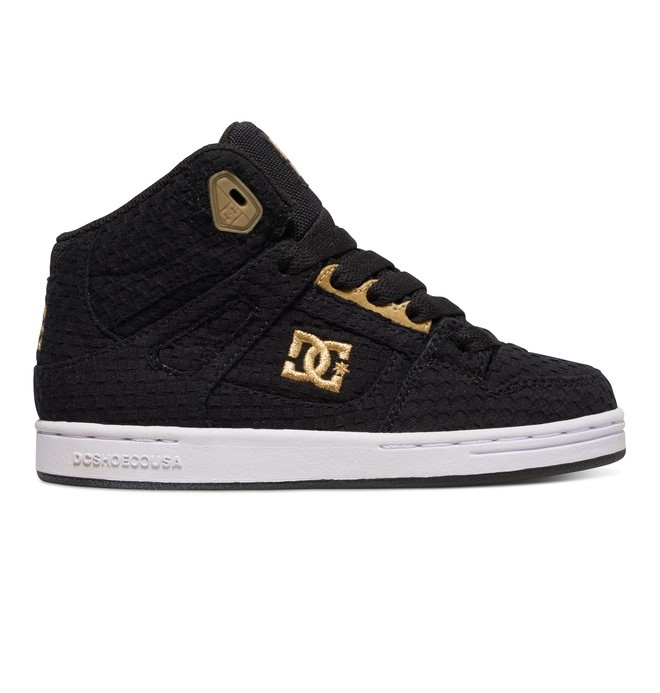 0 Rebound TX SE - High-Top Shoes  ADBS100069 DC Shoes