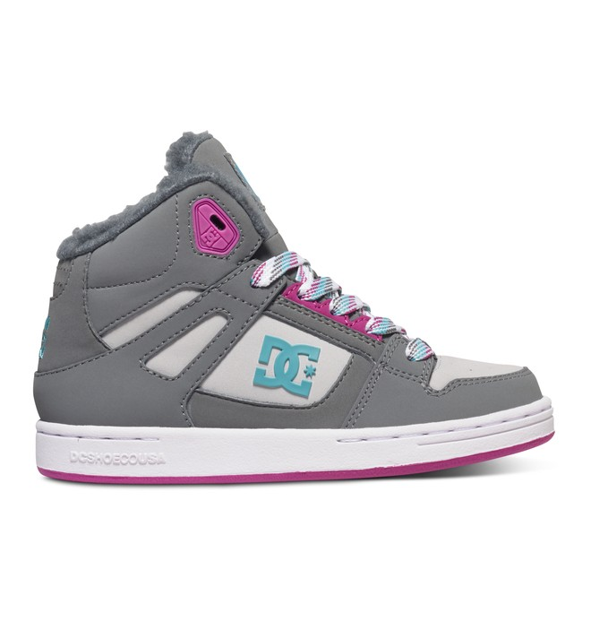 0 Rebound WNT - High-Top Shoes  ADBS100076 DC Shoes