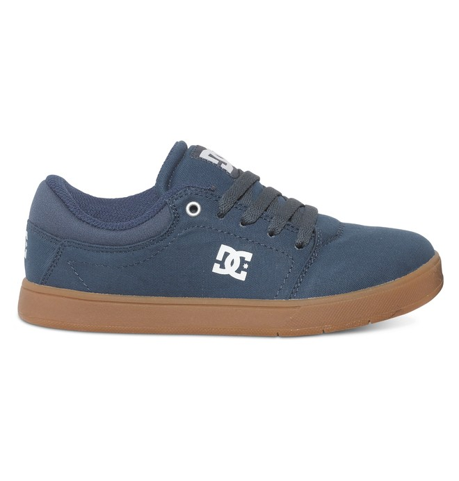 0 Boy's 8-16 Crisis TX Low Top Shoes  ADBS100090 DC Shoes