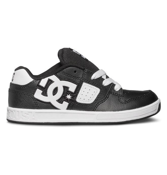 0 Boy's 8-16 Sceptor Shoes  ADBS100101 DC Shoes