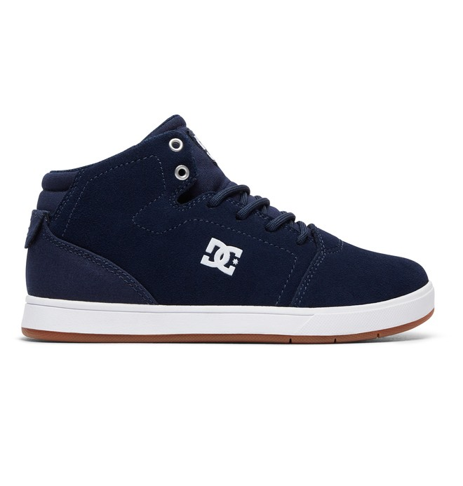 0 Boy's 8-16 Crisis High-Top Shoes  ADBS100111 DC Shoes