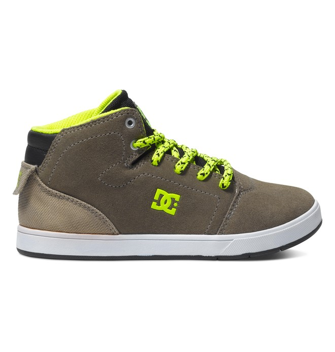 0 Crisis - High-Top Shoes for Boys 8-16  ADBS100111 DC Shoes