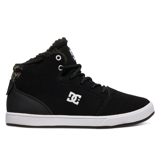 0 Crisis WNT - High-Top Shoes  ADBS100115 DC Shoes
