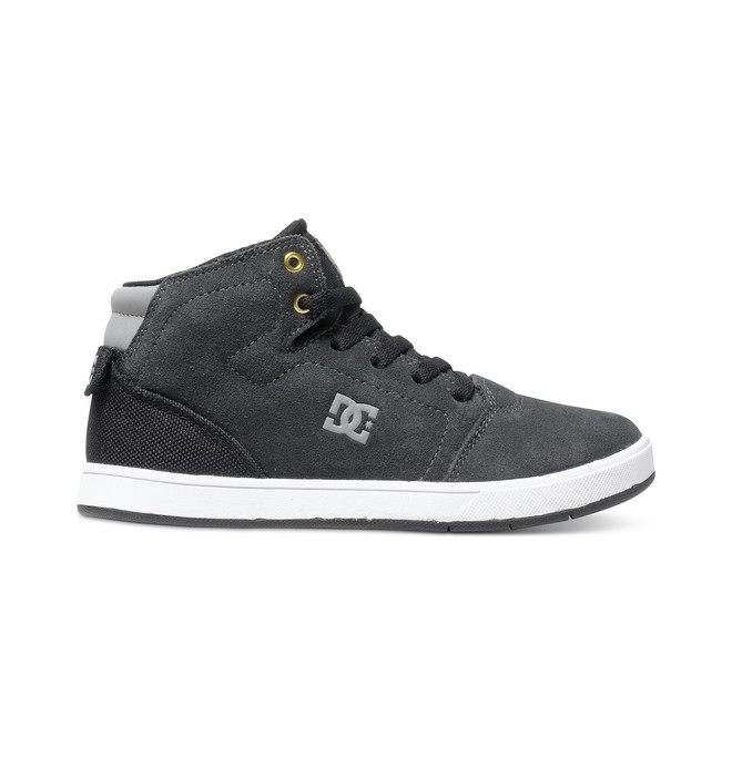 0 Boy's 8-16 Crisis High-Top Shoes  ADBS100117 DC Shoes