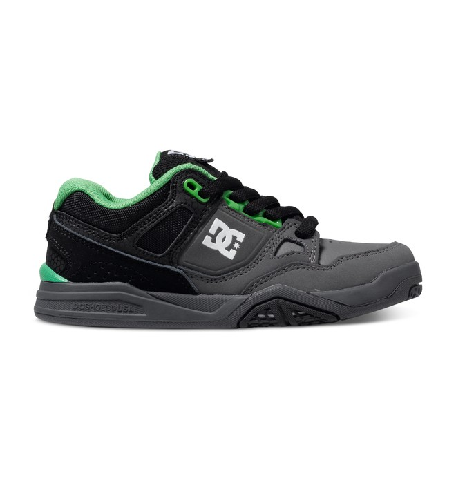0 Boy's 8-16 Stag 2 Shoes  ADBS100121 DC Shoes