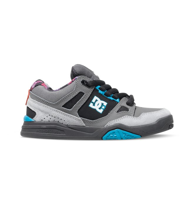 0 Boy's 8-16 Stag 2 Ken Block Shoes  ADBS100148 DC Shoes