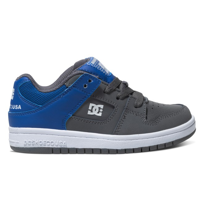 0 Boy's 4-7 Manteca Shoes  ADBS100153 DC Shoes