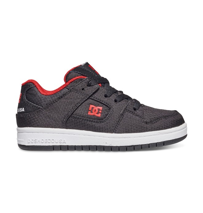0 Boy's 8-16 Manteca TX SE Low Top Shoes  ADBS100156 DC Shoes
