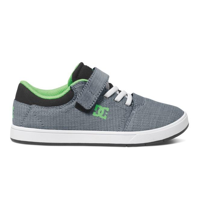 0 Kid's 8-16 Crisis Ev TX SE Shoes  ADBS100161 DC Shoes