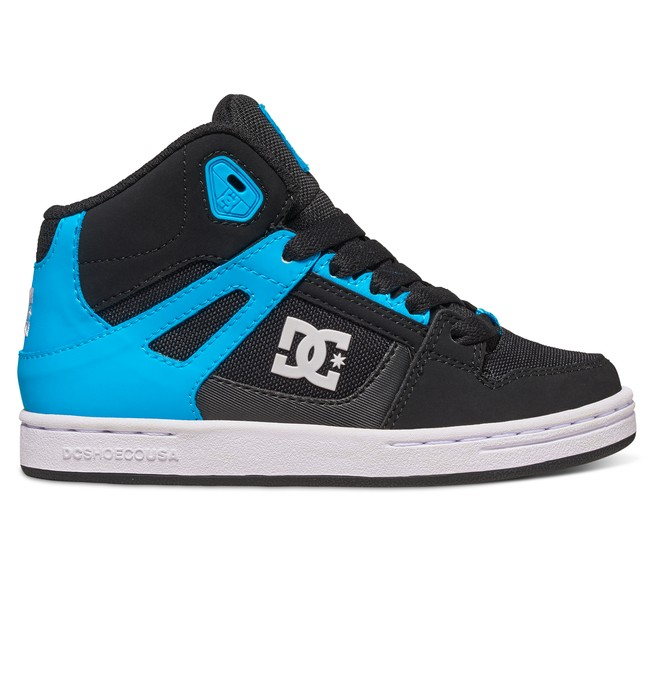 0 Rebound SE - High-Top Shoes for Boys  ADBS100204 DC Shoes