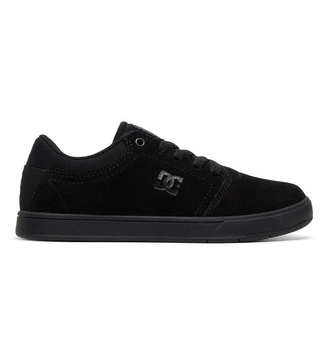 0 Boy's 8-16 Crisis Shoes Black ADBS100209 DC Shoes