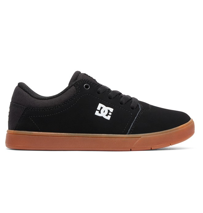 0 Boy's 8-16 Crisis Shoes Black ADBS100209 DC Shoes
