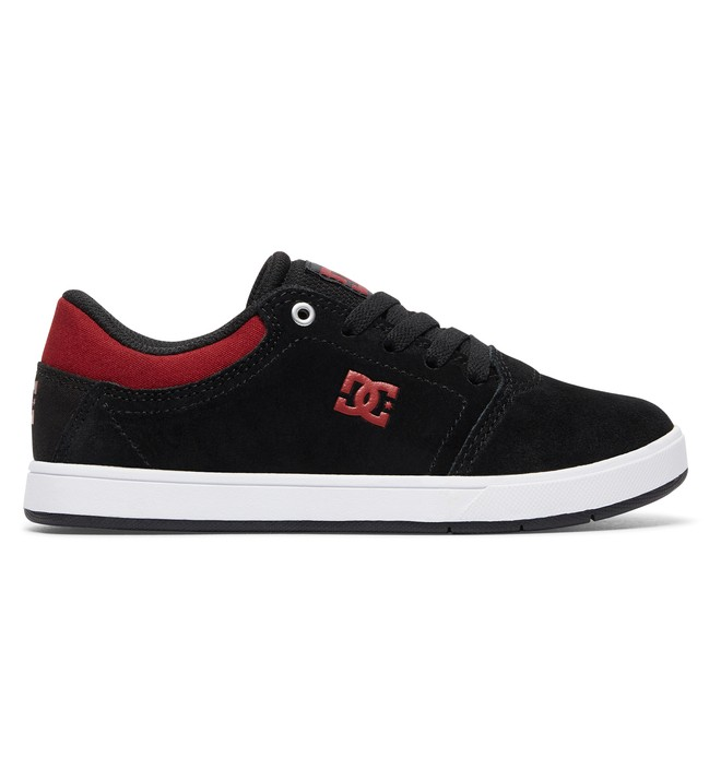 0 Crisis - Shoes for Boys Black ADBS100209 DC Shoes