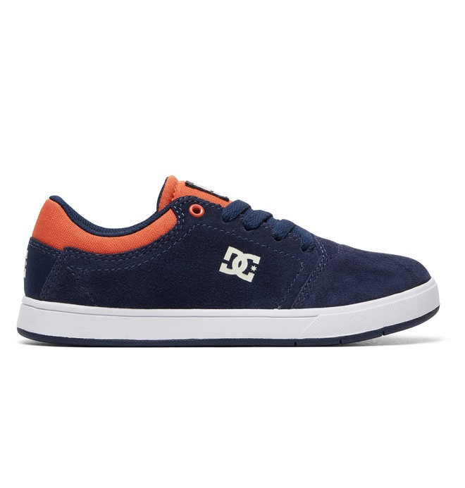 0 Boy's 8-16 Crisis Shoes Blue ADBS100209 DC Shoes