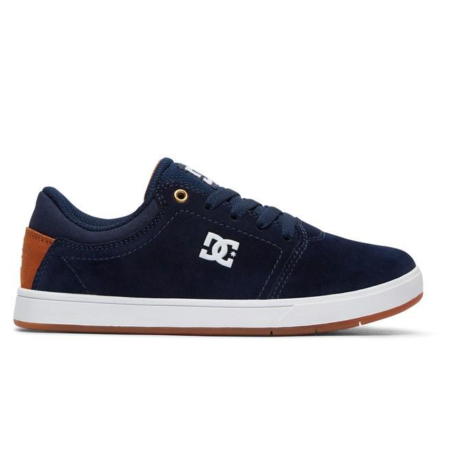 0 Crisis - Shoes Blue ADBS100209 DC Shoes