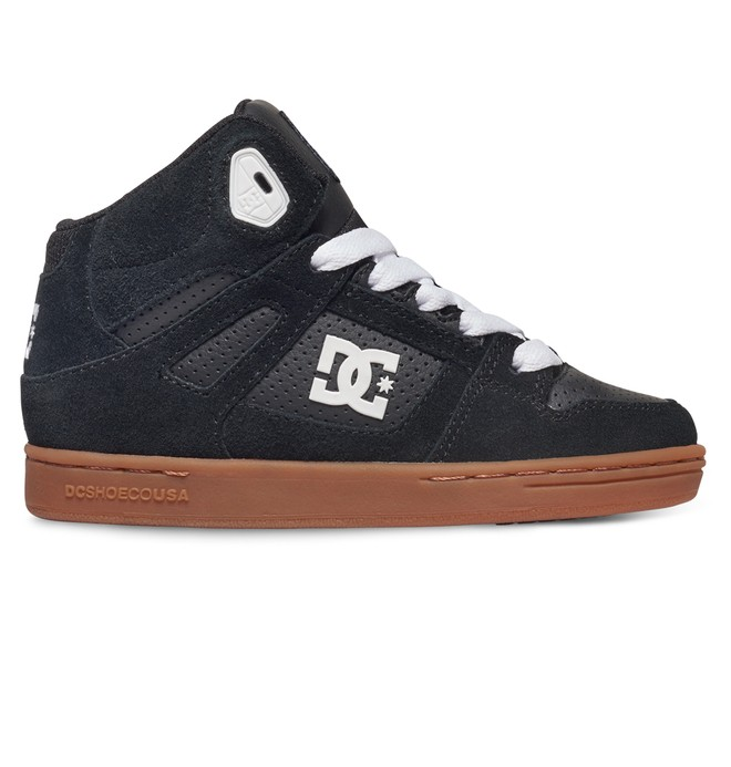 0 Rebound Hi - High-Top Shoes for Boys  ADBS100214 DC Shoes