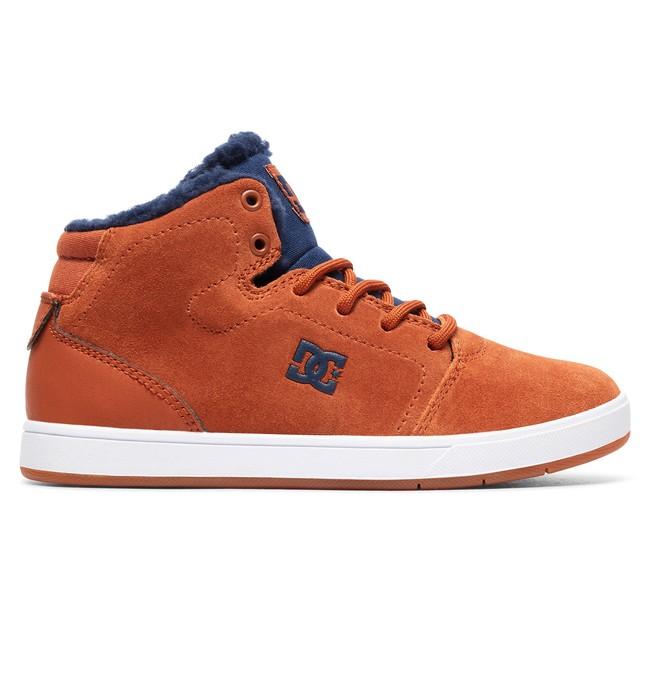 0 Crisis WNT - Zapatillas de altura media para invierno para Chicos Naranja ADBS100215 DC Shoes