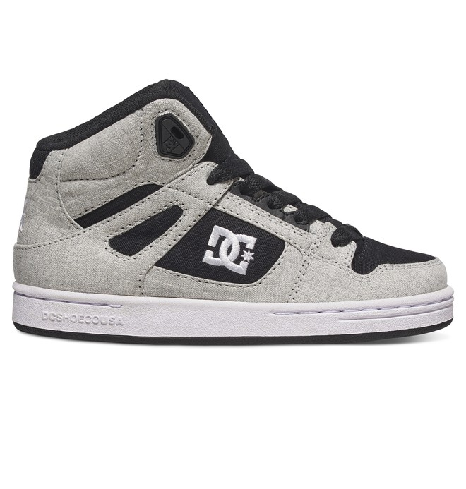 0 Rebound TX SE - High-Top Shoes  ADBS100217 DC Shoes