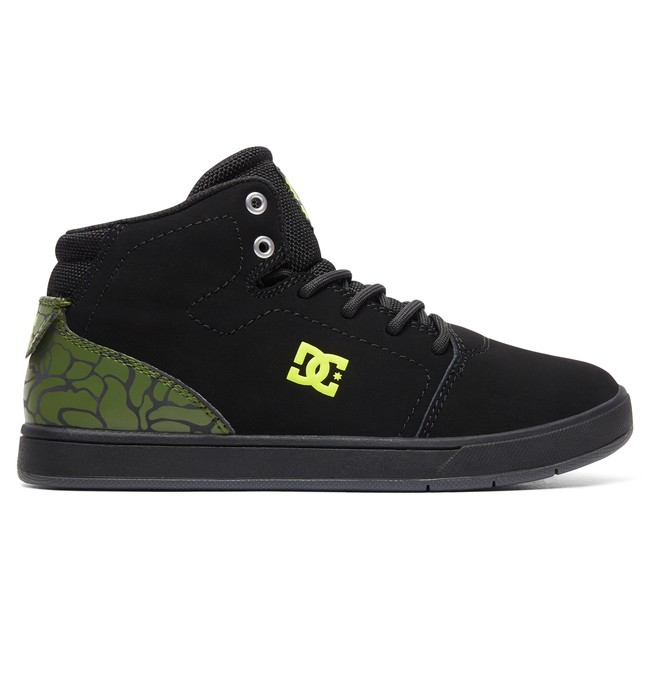 0 Crisis High SE - High-Top Shoes for Boys Blue ADBS100236 DC Shoes