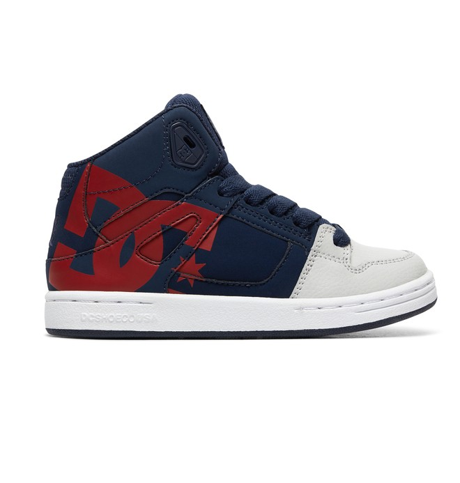 0 Pure High SP - Zapatillas Altas para Chicos  ADBS100258 DC Shoes