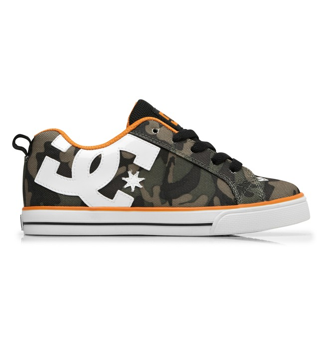 0 COURT GRAFFIK VULC SP ER  ADBS300011 DC Shoes