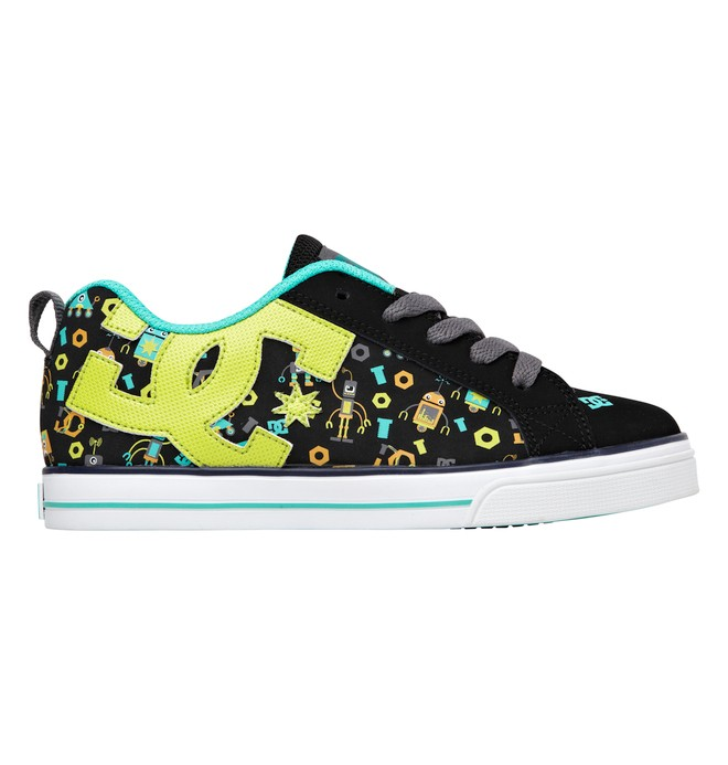 0 Court Graffik Vulc SE Shoes  ADBS300014 DC Shoes