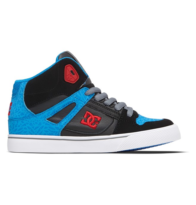 0 Pure High SE - Chaussures montantes  ADBS300029 DC Shoes