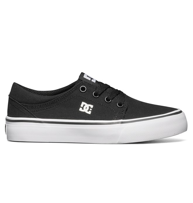 0 Trase TX - Shoes for Boys Black ADBS300083 DC Shoes