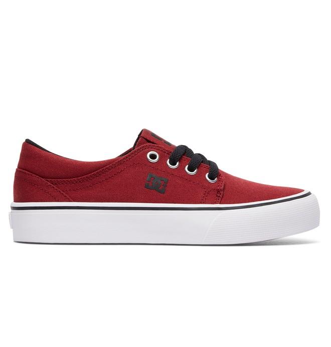 0 Trase TX - Baskets pour Garçon Rouge ADBS300083 DC Shoes