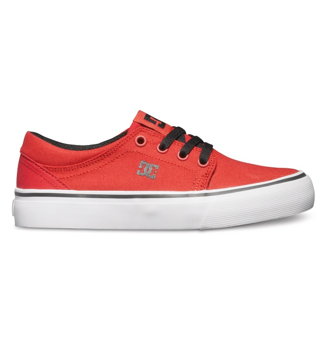 0 Trase TX - Low-Top Shoes Red ADBS300084 DC Shoes