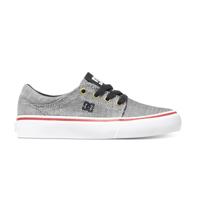 0 Kid's 4-7 Trase TX SE Shoes  ADBS300103 DC Shoes