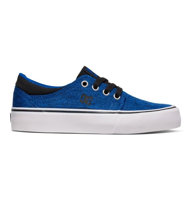 0 Trase TX SE - Scarpe basse Blue ADBS300103 DC Shoes