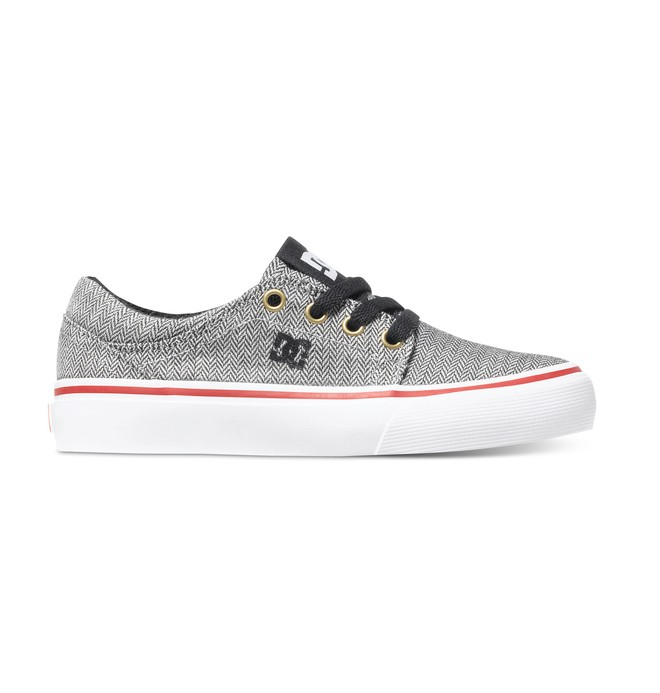 0 Kid's 8-16 Trase TX SE Shoes  ADBS300104 DC Shoes