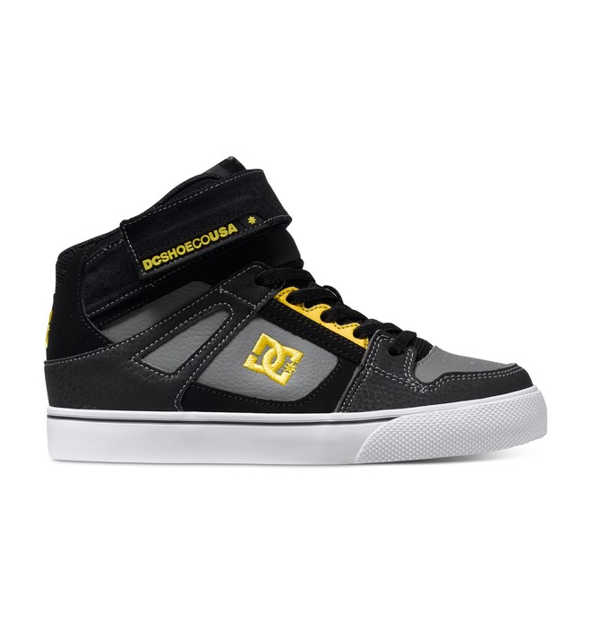 0 Kid's 4-7 Spartan EV High-Top Shoes  ADBS300110 DC Shoes