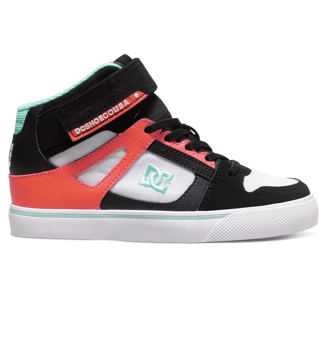 0 Pure EV - Chaussures montantes  ADBS300110 DC Shoes