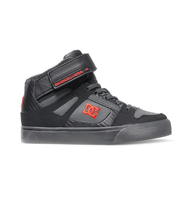 0 Boy's 8-16 Spartan SE EV High-Top Shoes  ADBS300113 DC Shoes