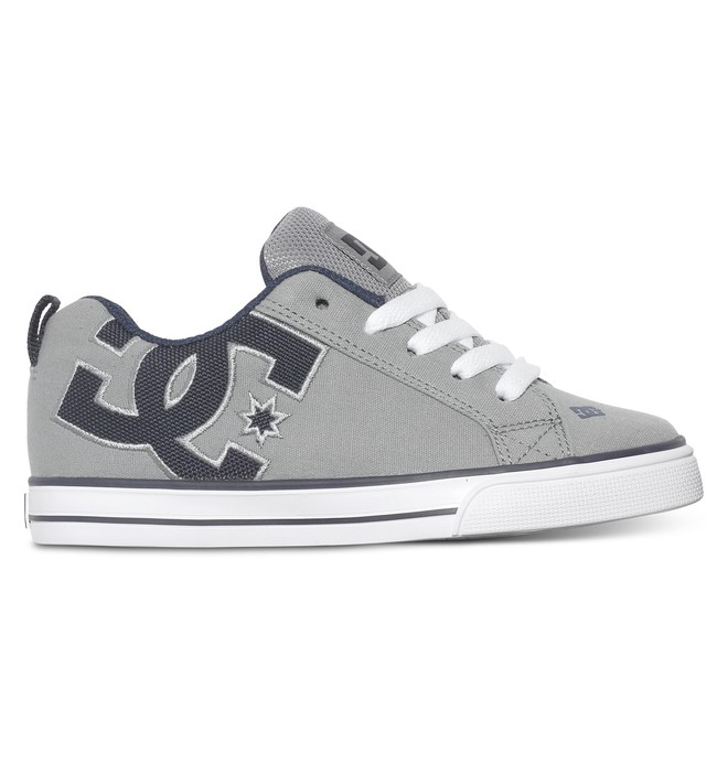 0 Boy's Court Graffik Vulc TX Low Top Shoes  ADBS300119 DC Shoes