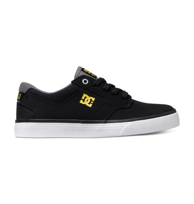 0 Boy's 8-16 Nyjah Vulc Nu Low-Top Shoes  ADBS300123 DC Shoes