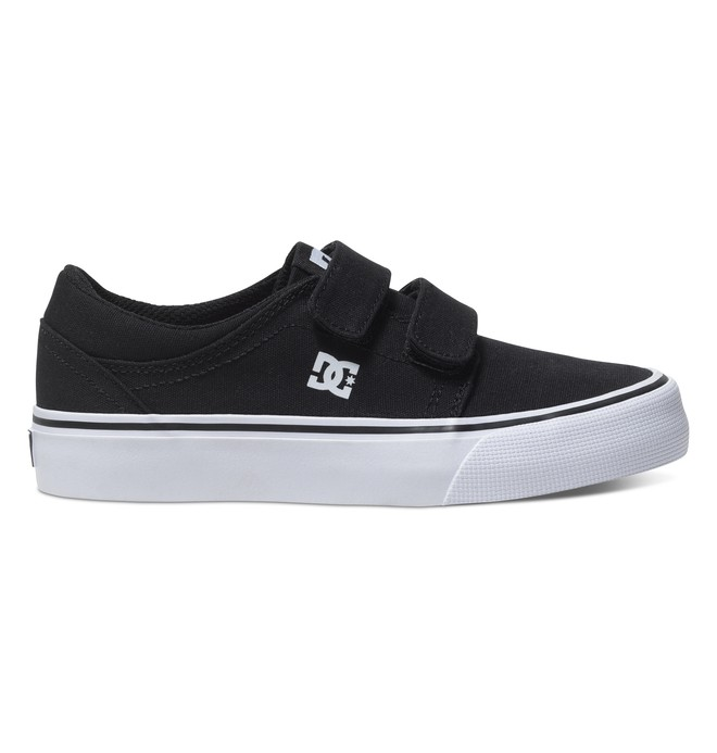 0 Trase V - Low-Top Shoes Black ADBS300130 DC Shoes