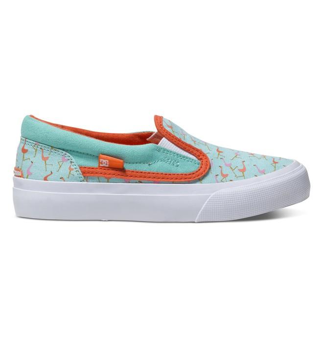 0 Trase SP - Zapatillas de corte bajo Azul ADBS300134 DC Shoes