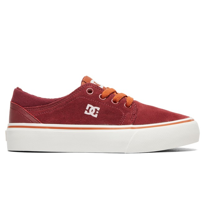 0 Trase - Shoes for Boys Red ADBS300138 DC Shoes